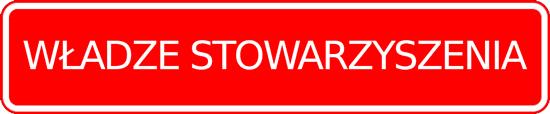 Władze Stowarzyszenia
