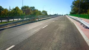 Otwarcie wiaduktu nad linią PKP w ciągu drogi krajowej nr 11 w Pile<br>