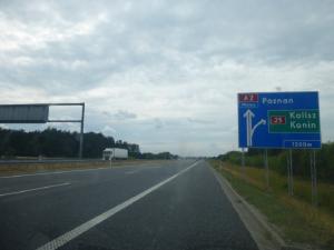 Zakończył się remont autostrady A2 oraz drogi ekspresowej S11 w województwie wielkopolskim