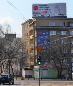 Lobbujemy w Warszawie